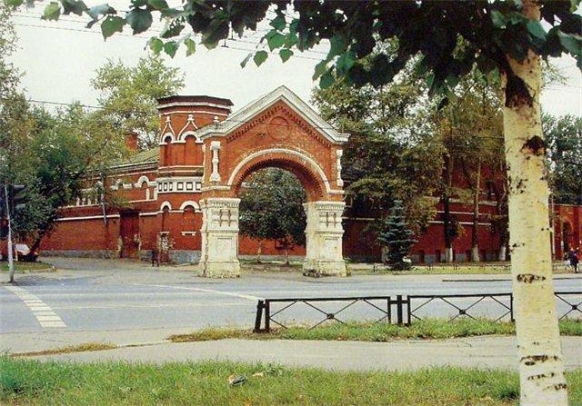 Фото №11 Покровский женский монастырь у Покровской заставы