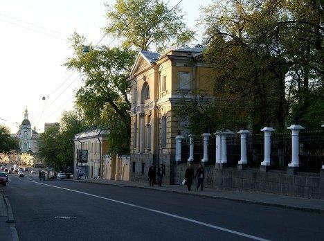 Фото №17 -  дворец Баташова