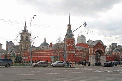 Фото №2  Мужской Покровский монастырь