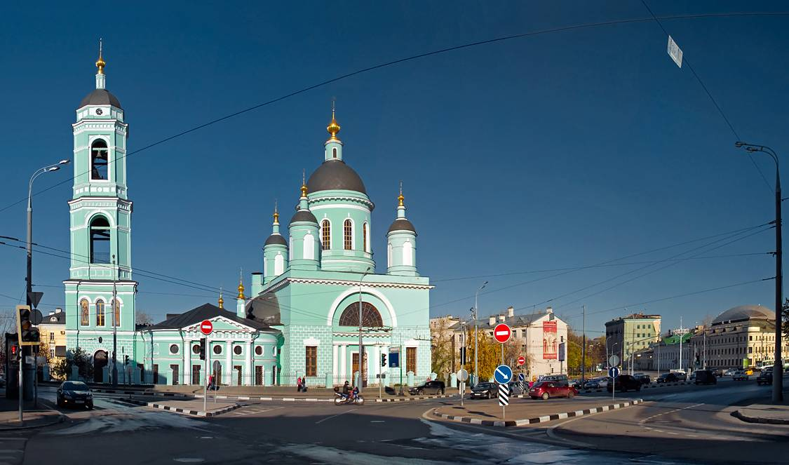 Фото №23 Храм Сергия Радонежского