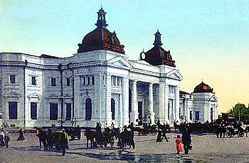 Фото №24 Нижегородский вокзал