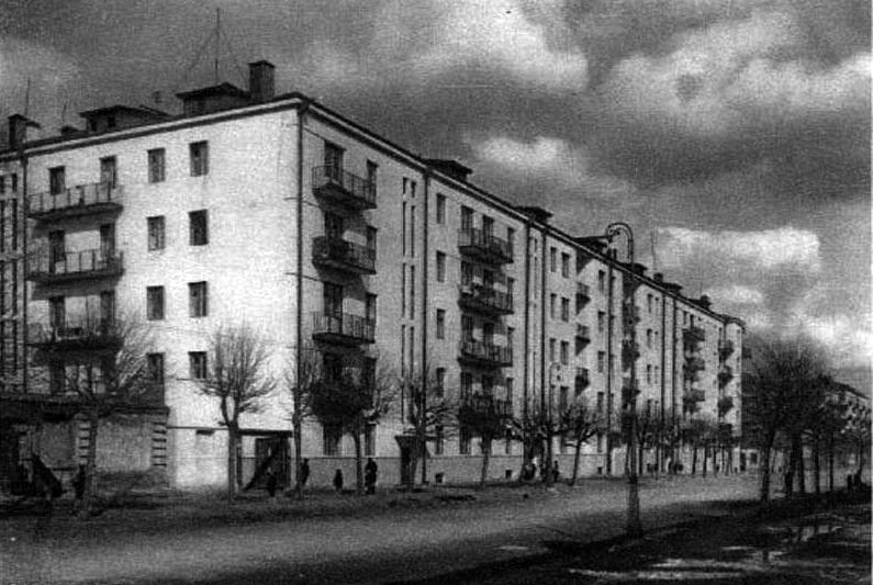 Фото №30 Библиотечная улица, 30-е годы