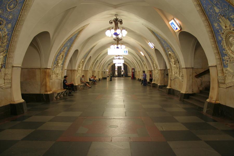 Фото №35 Станция метро «Таганская»