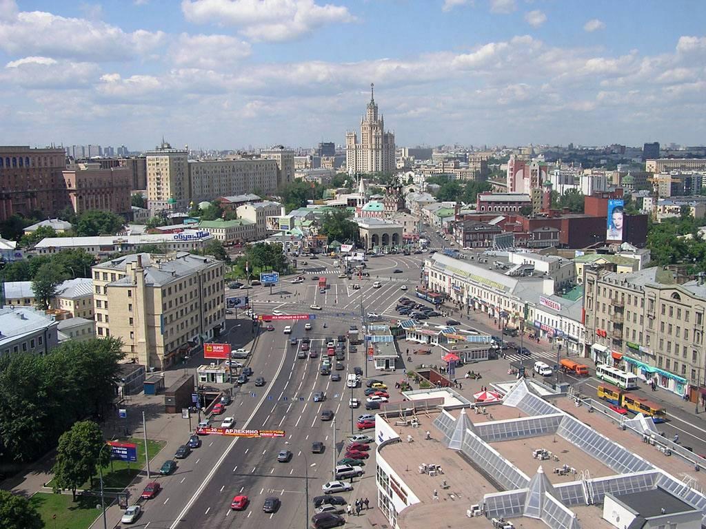 Фото №43 Таганская площадь