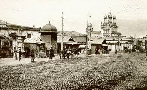 Фото №9 Семеновская улица, Таганская плошадь