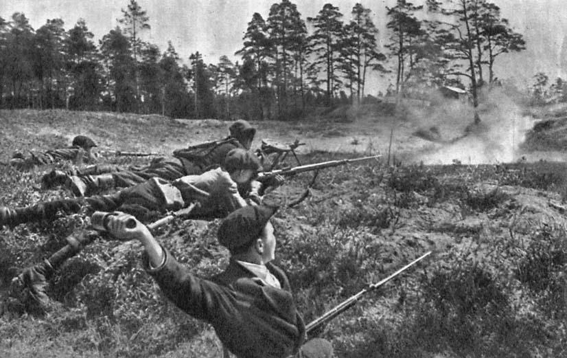 Правовое регулирование охраны тыла по опыту Великой Отечественной войны
