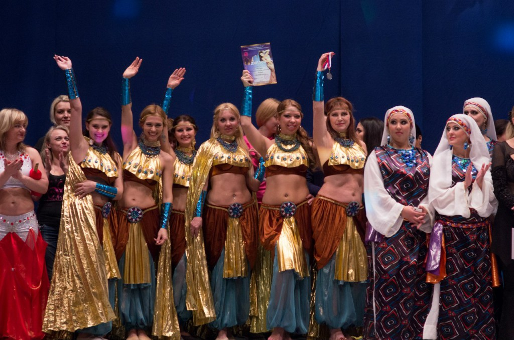 ТанецАрабский